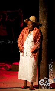the GAP theatre Presents - ALLELUIA Pork Chops Dress Rehearsal -