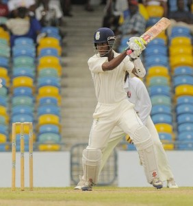 Barbados' slow batting against the CCC did not help their cause.
