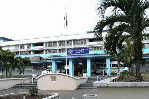 Queen Elizabeth Hospital in Barbados-1772337