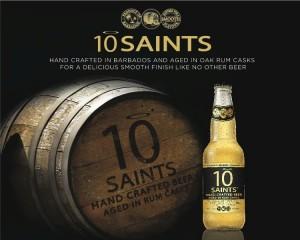 10 Saints Beer