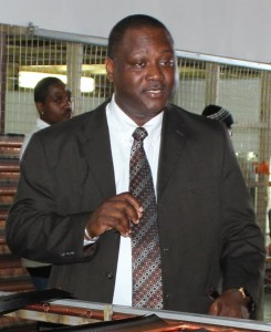 Minister Donville Inniss