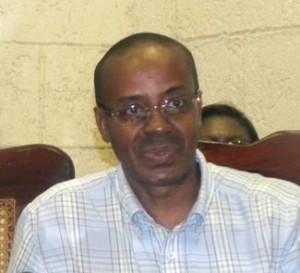 Dr Clyde Mascoll