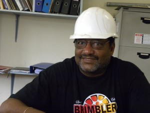 Raphael O'Neal, Portvale Factory Manager.