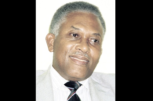 ROBINSON… hailed as a great citizen and Caribbean man