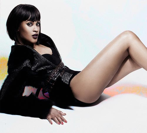 """""""What I have found from my experience in the   industry is that they tend to think that you have a lot more value if you have something to deliver              other than your pretty face, hot body and just singing.  – Shontelle"""