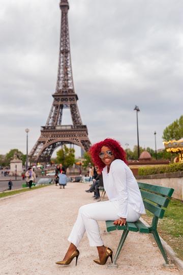 Tonicia in Paris