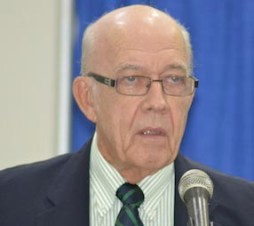 Senator Professor Henry Fraser