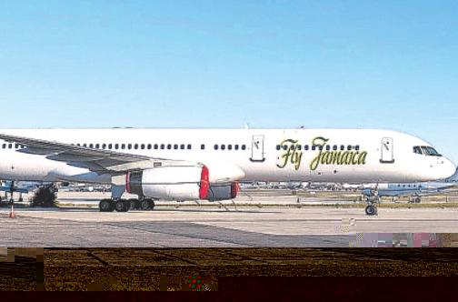Fly-Jamaica