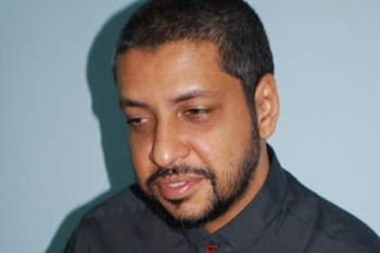 Secretary of the Barbados Muslim Association Sulieman Bulbulia.