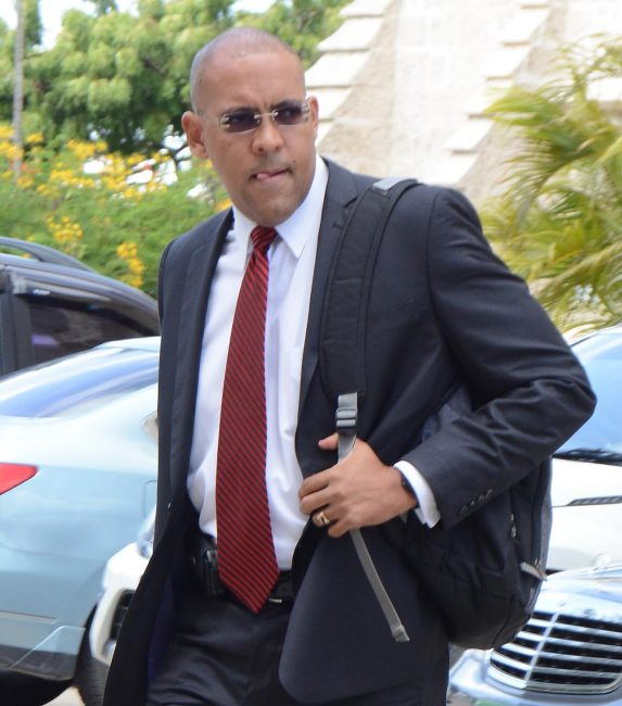 Leader of Opposition Business Kerrie Symmonds