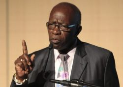 "Austin ""Jack"" Warner says the law is a blatant attack on third parties."