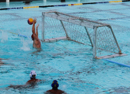 Waterpolo action returns this weekend.
