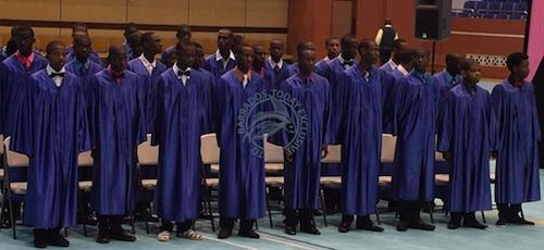 07-09-14 'Polished diamonds' graduate -male graduands- Photo 1