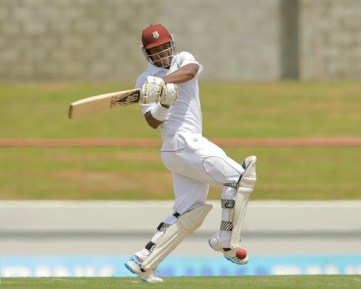Leon Johnson. (Photo courtesy WICB)