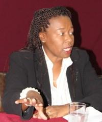 Barbados Film And Video Association president Lynette Eastmond.