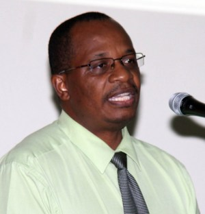 Dr Ambrose Ramsay, consultant  geriatrician with the Ministry of Health.