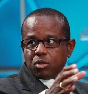 Secretary General Hugh Riley
