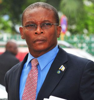 Minister of Housing Denis Kellman