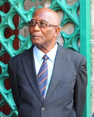 Senator Alwyn Adams