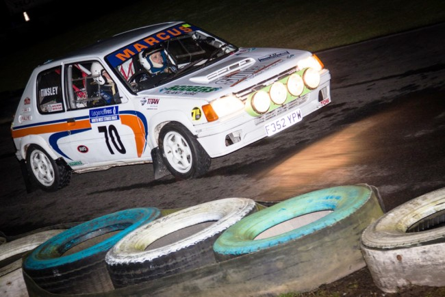 Marcus Tinsley will be in the island for Sol Rally Barbados 2015.