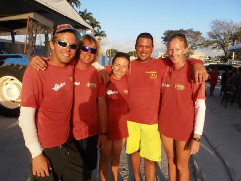 Team College Funds (Picture: Sue Pelling)