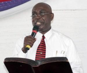 Pastor Carlos Brathwaite