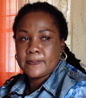 Michelle Belgrave, mother of Akiyo Belgrave (inset), is thanking God for sparing her son's life.