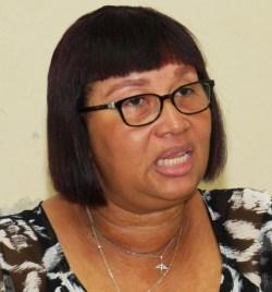 Chief Medical Officer Dr Joy St John