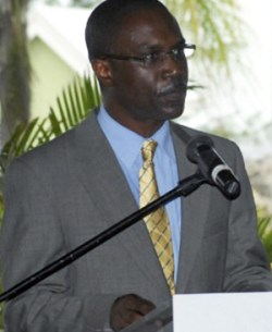 Chief Executive Officer of Barbados Port Inc. David Jean Marie