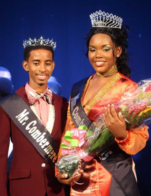 Mr and Miss Combermere 2015