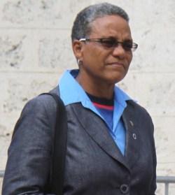 Parliamentary representative for St John Mara Thompson