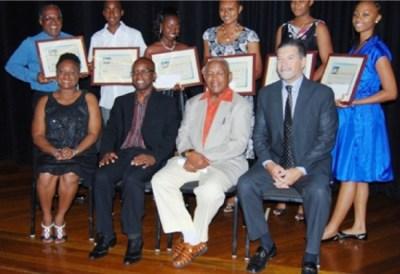 Having won the Barbados Irvine Burgee Award Of Excellence.