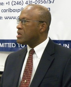 Chairman of the Barbados-based Caribbean Association of Security Professionals (CASP) Oral Reid