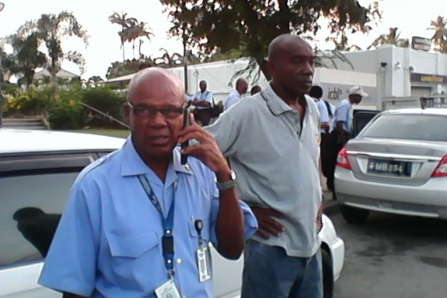 BWU Shop Steward Neville Kirton says he is in touch with Transport Minister Michael Lashley.