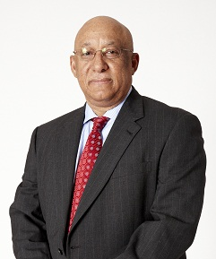 Sagicor Group President and Chief Executive Officer Dodridge Miller