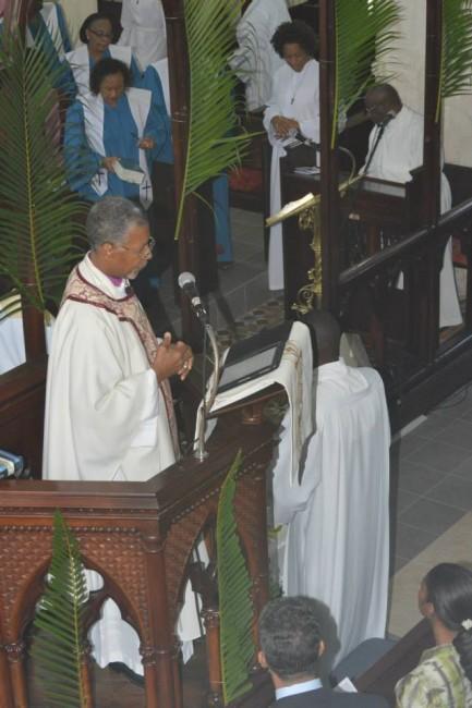 Archbishop Dr. John Holder