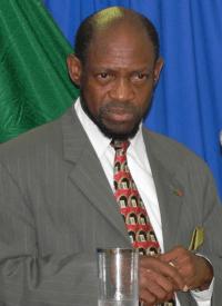 Dr. Denzil Douglas
