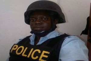 Police Constable Victor Fausette