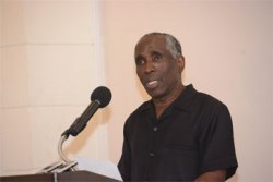 The agriculture sector has either reached or is bordering crisis status, says Permanent Secretary Esworth Reid.