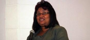 Chief Medical Officer Dr Joy St John.