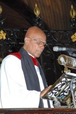 Reverend Dr Frank Marshall