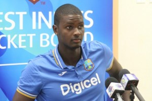 Jason Holder looking to take West Indies cricket forward.