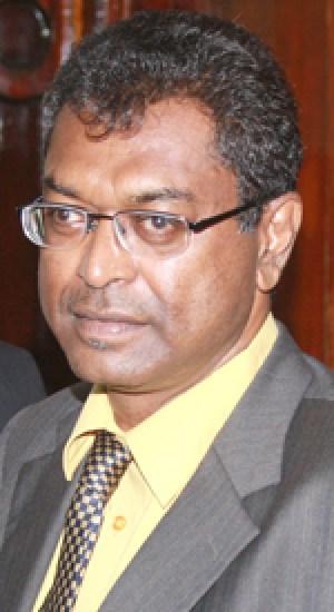 Vice President Khemraj Ramjattan