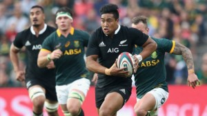 Julian Savea (with ball) could prove pivotal for the All Blacks.