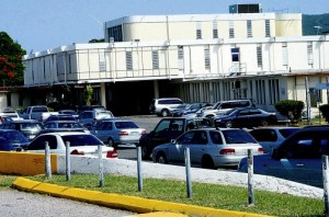 The University Hospital of the West Indies whose neonatal intensive care unit has been affected by outbreaks of health care-associated infections that have so far claimed the lives of 18 infants.
