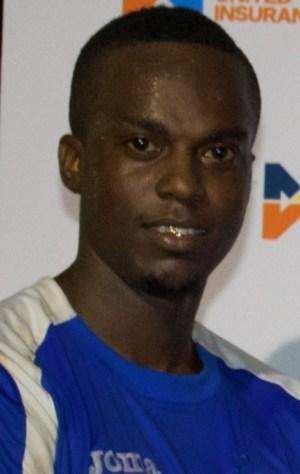 Carl Joseph scored for the City of Bridgetown.