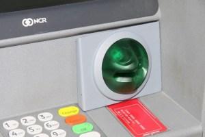ATM-skimming