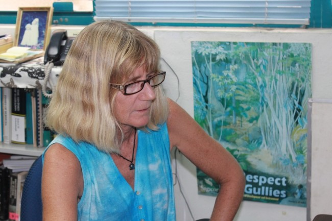 Hazel Oxenford, professor of marine ecology and fisheries at the Centre for Resource Management and Environmental Studies (CERMES) of the University of the West Indies, Cave Hill Campus, explains the findings of a 2011 study on the Sargassum weed and discusses the two possible theories of its origin.