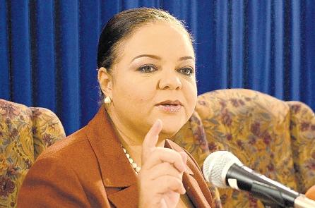 Senator Sandrea Falconer