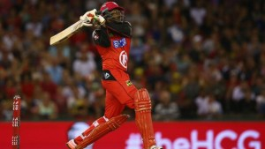 Chris Gayle is heading back to Somerset.